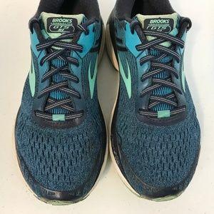 Brooks Shoes - Brooks Womens Adrenaline GTS18 Running Shoe Sz 9 B